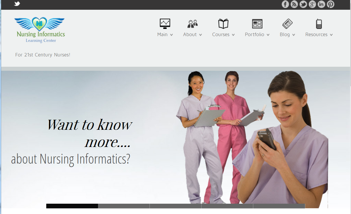 nursing infomatics Nursing informatics, nursing informatics nurses can use this section to network, discuss, and share trends and practices with other nursing informatics nurses.